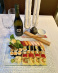 SUSHI FOR LOVERS (2 persons)  INCLUDING 1 Bottle of Wine