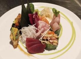 Combinaison sashimi