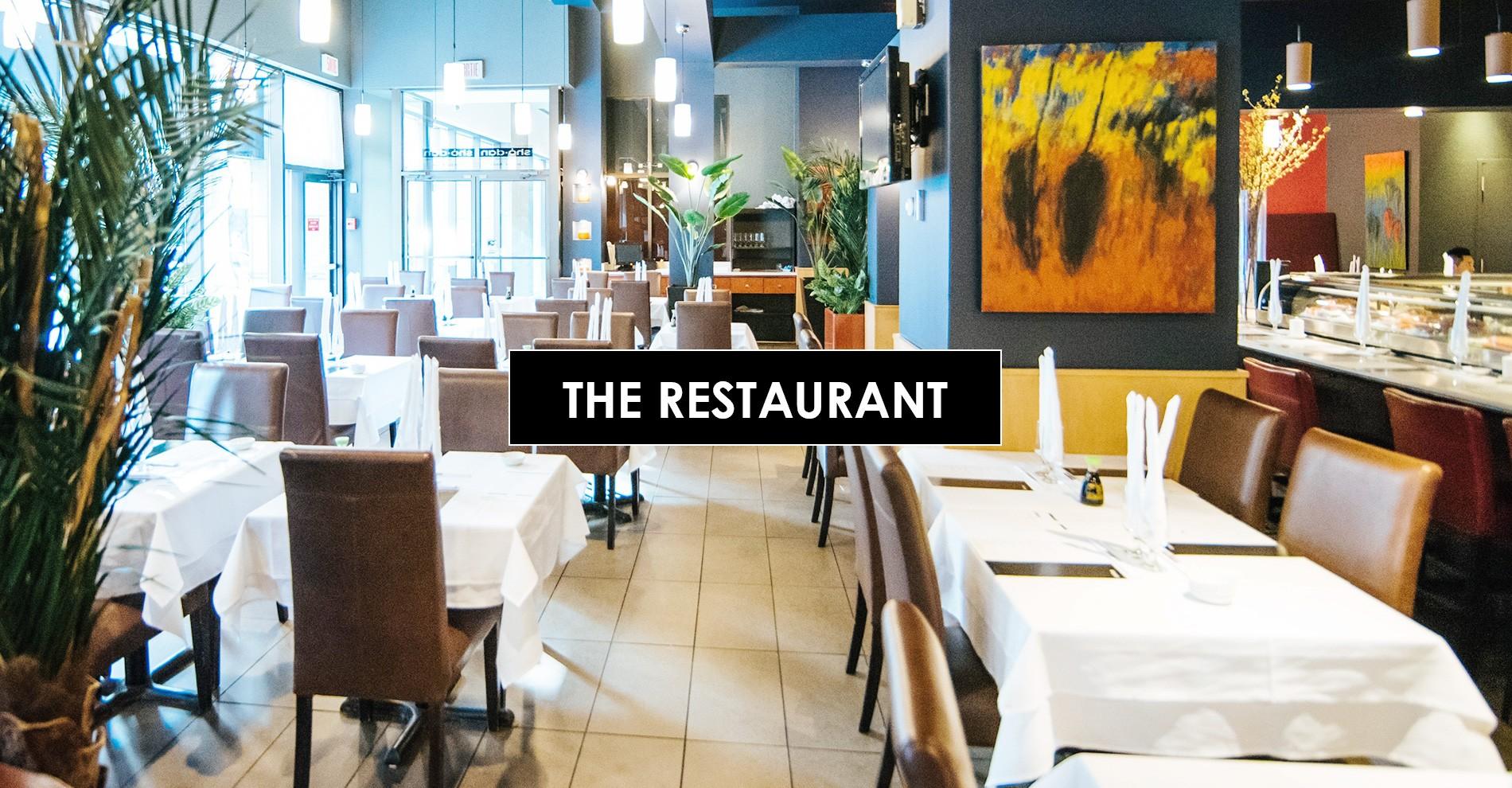 Le Restaurant The Restaurant En