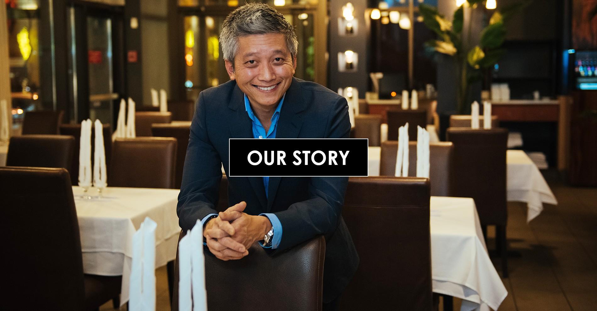 Notre Histoire Our Story En