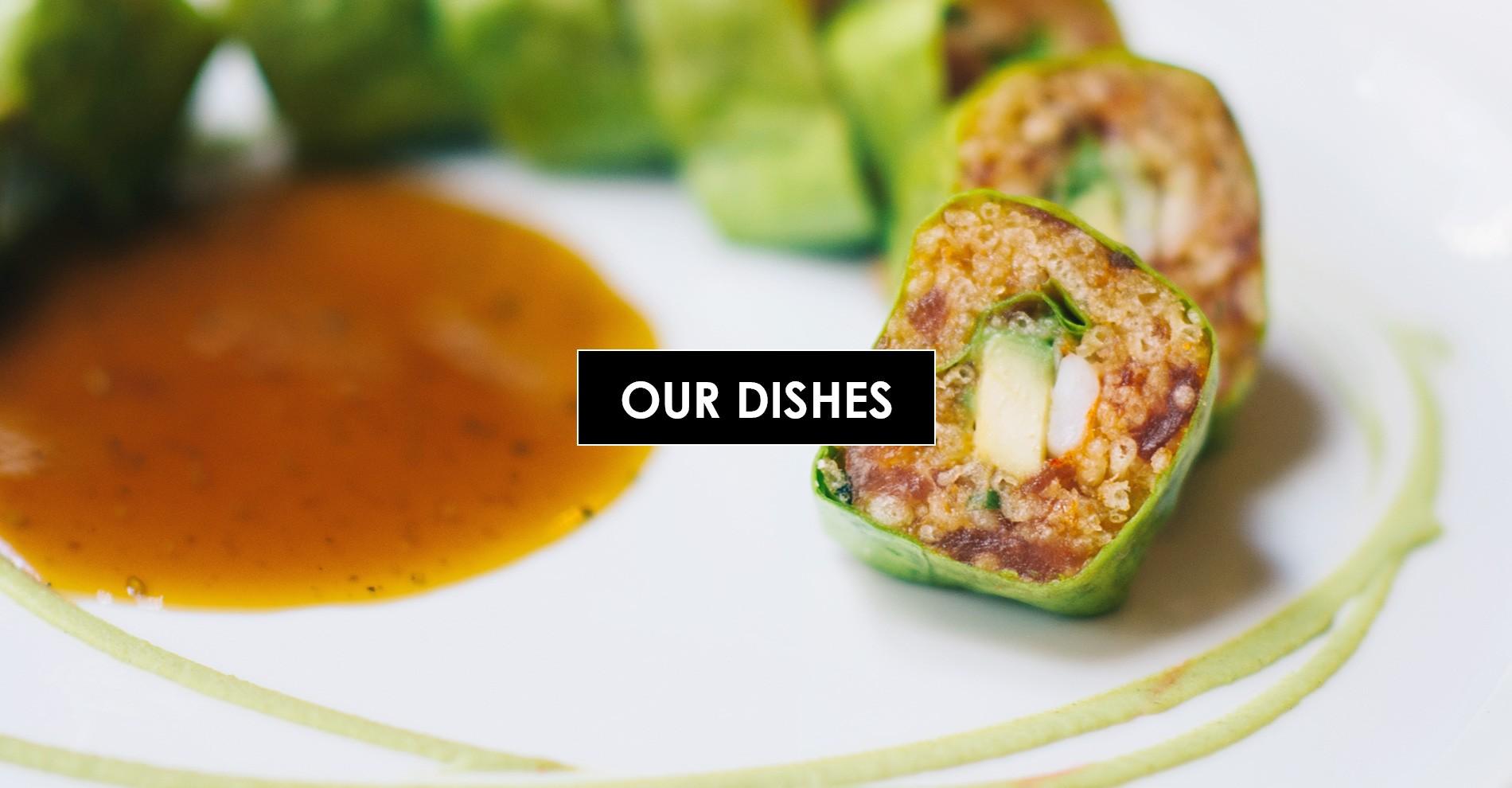 Plats Our Dishes En