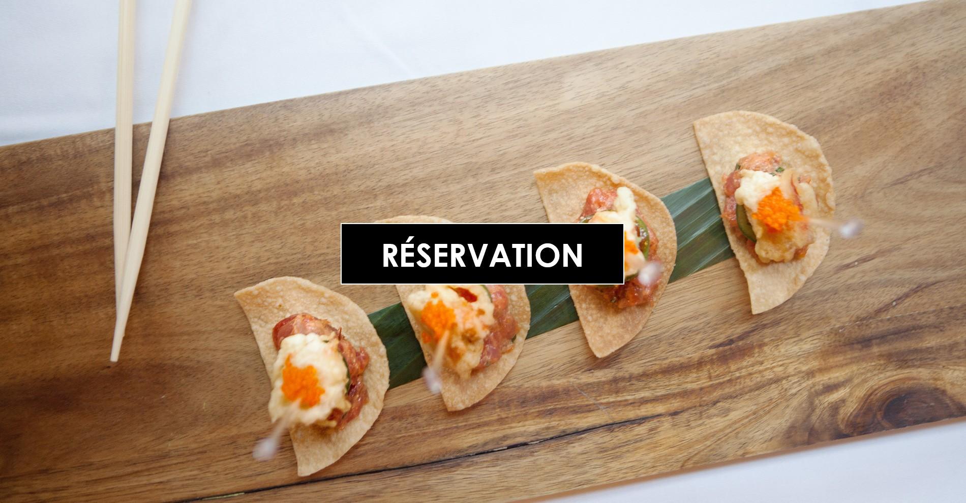 Reservation Reservation En