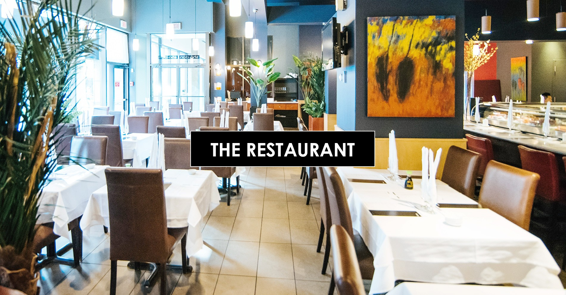 Restaurant The Restaurant En